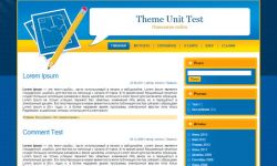 WordPress Architecture Theme 1